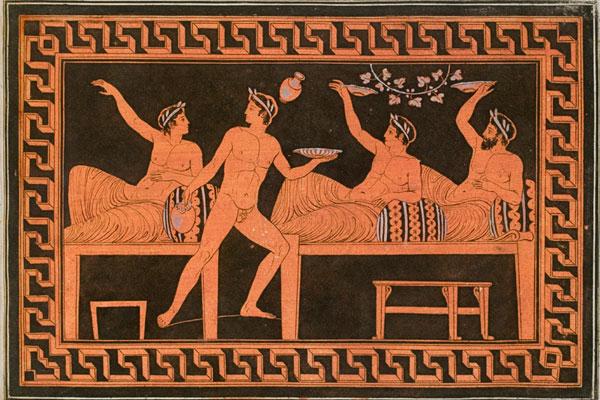 Эротика в древнем мире